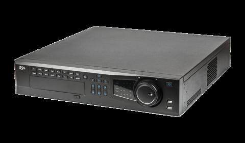 Видеорегистратор RVi-IPN32/8-PRO-4K V.2