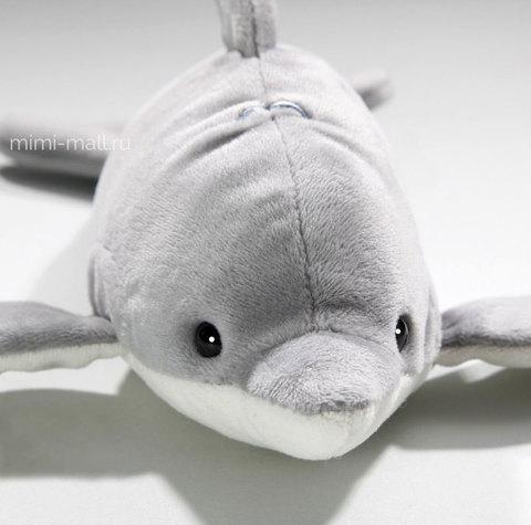 Мягкая игрушка Дельфин 29 см (Leosco)