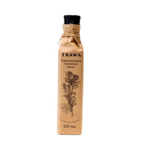 TRAWA, Масло сыродавленное горчичное, 250мл