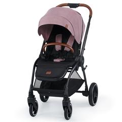 Коляска 2 в 1 Kinderkraft Evolution Cocoon Mauvelous Pink