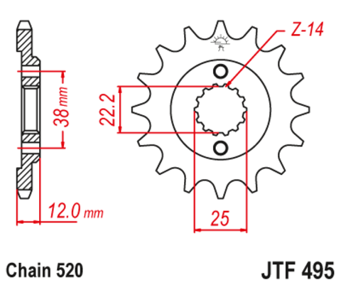 JTF495