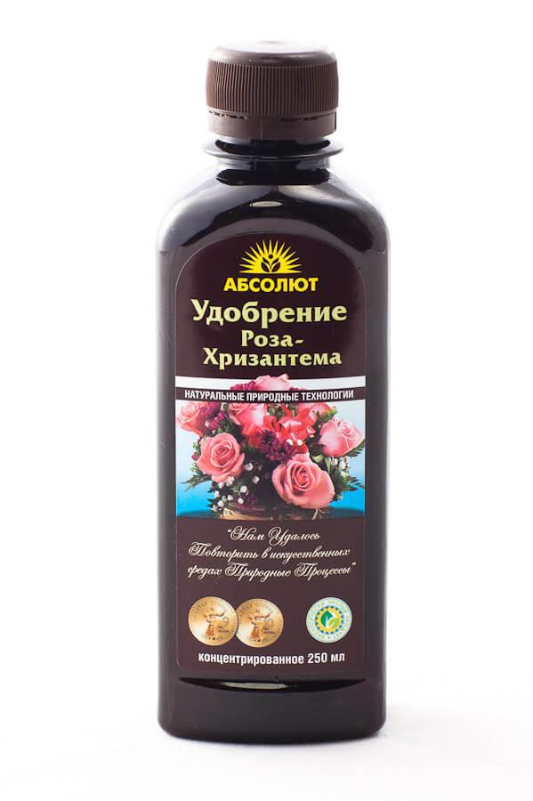 Удобрение для роз и хризантем