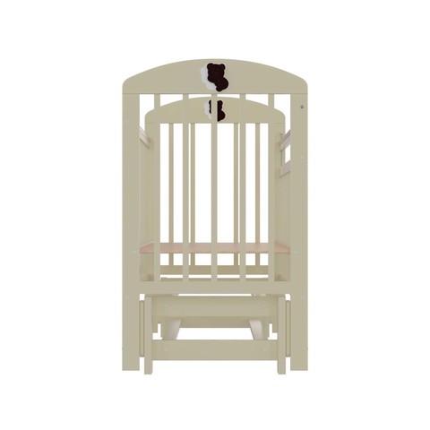 Детская кроватка Briciola 9 маятник продольный
