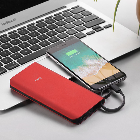 Power Bank HOCO J25 New power Lightning (10000mAh)