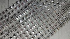 Стразы на тканевой основе квадраты 11.5*100см