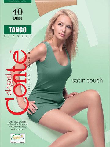 Женские колготки Tango 40 XL Conte