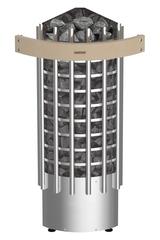HARVIA Электрическая печь Glow Corner HTRCE700400 TRC70E без пульта