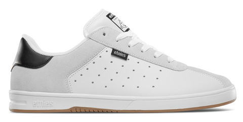 Кеды ETNIES The Scam - white/black