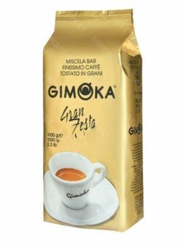 Gimoka Oro Gran Festa (Гран Феста) 1 кг кофе в зернах