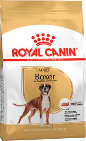 Royal Canin Boxer Adult сухой корм для собак породы боксер старше 15 месяцев