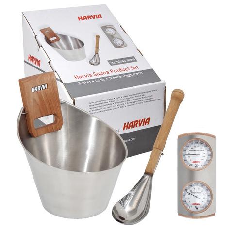 Подарочный банный набор Harvia SA600