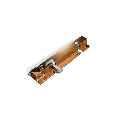 Шпингалет Apecs DB-05-80-G (500-80-BP) цвета: золото, бронза