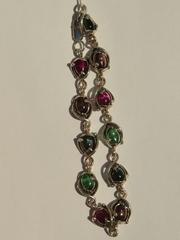 Ларго (серебряный браслет)