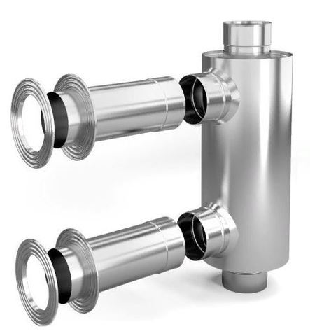 Отопитель натрубный-1 TMF Ø115 1/0,5 мм 0,65 м нн