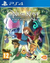 Ni no Kuni: Гнев Белой ведьмы – Remastered (PS4, русские субтитры)