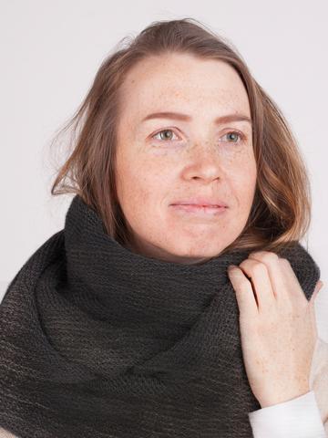 шарф снуд зимний Shapkianru