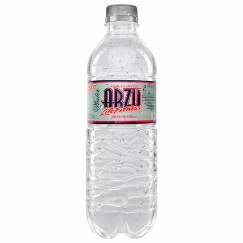 Вода ARZU LIFE FITNESS Земляника б/газа 0,52 л Riks КАЗАХСТАН