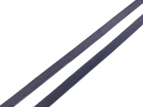 Резинка бретелечная лилово-серая 10 мм
