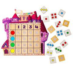 Логическая игра Замок Smile Decor П836