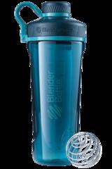 BlenderBottle Radian Tritan, 946мл 2в1 Шейкер и Бутылка с венчиком для спорта_Sea-морской-темно-зеленый 946 мл