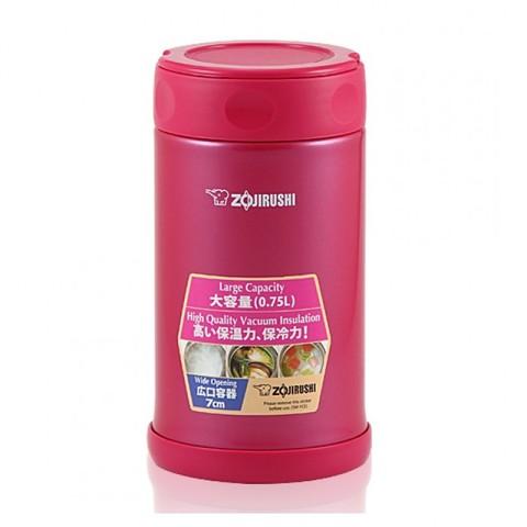 Термос для еды Zojirushi (0,75 литра), красный
