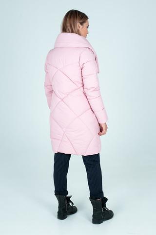 Куртка с холлофайбером с воротником оптом