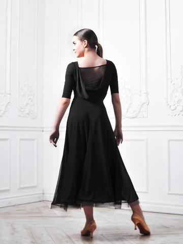 Платье St с качелью на спинке