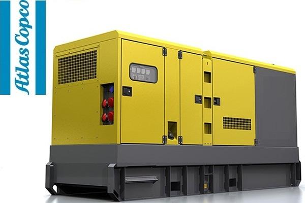 Дизельная электростанция (генератор) Atlas Copco QAS 325