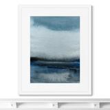 Marina Sturm - Репродукция картины в раме In the middle of a sea storm