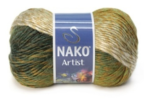 Nako Artist зеленый луг 86345