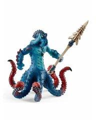 Фигурка Морское чудовище с оружием