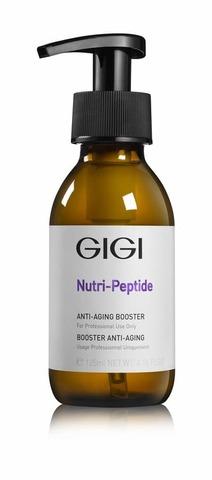 GiGi Nutri-Peptide Anti-Aging Booster - Пептидный антивозрастной концентрат-бустер, 125 мл