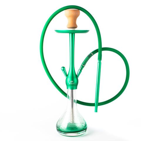 Кальян Neo Lux V2L Зеленый