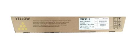 Оригинальный картридж Ricoh Aficio Y MPC4501/C5501 желтый 841457/842049