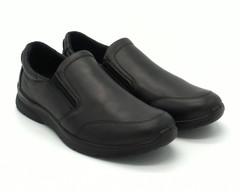 Черные ботинки без шнуровки