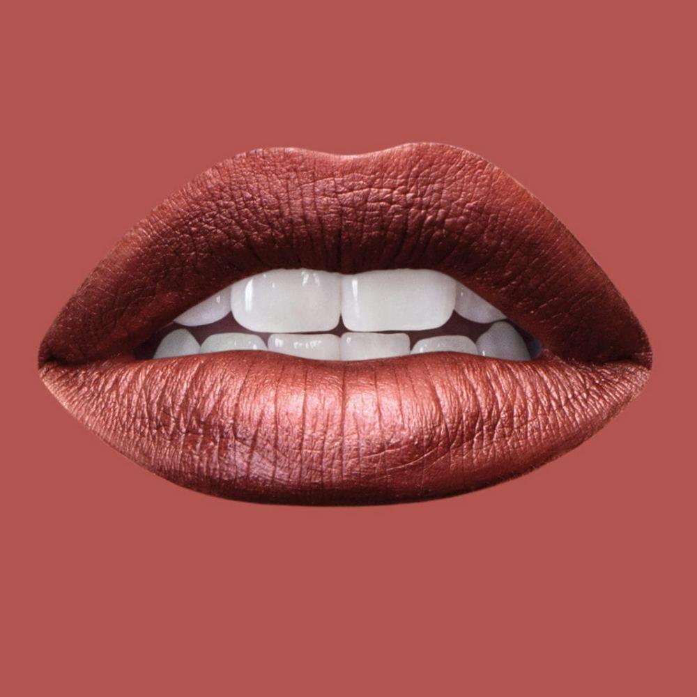 Помада для губ жидкая Metallic Velvet