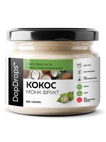 DopDrops(tm) Паста Кокосовая сладкая. 250г