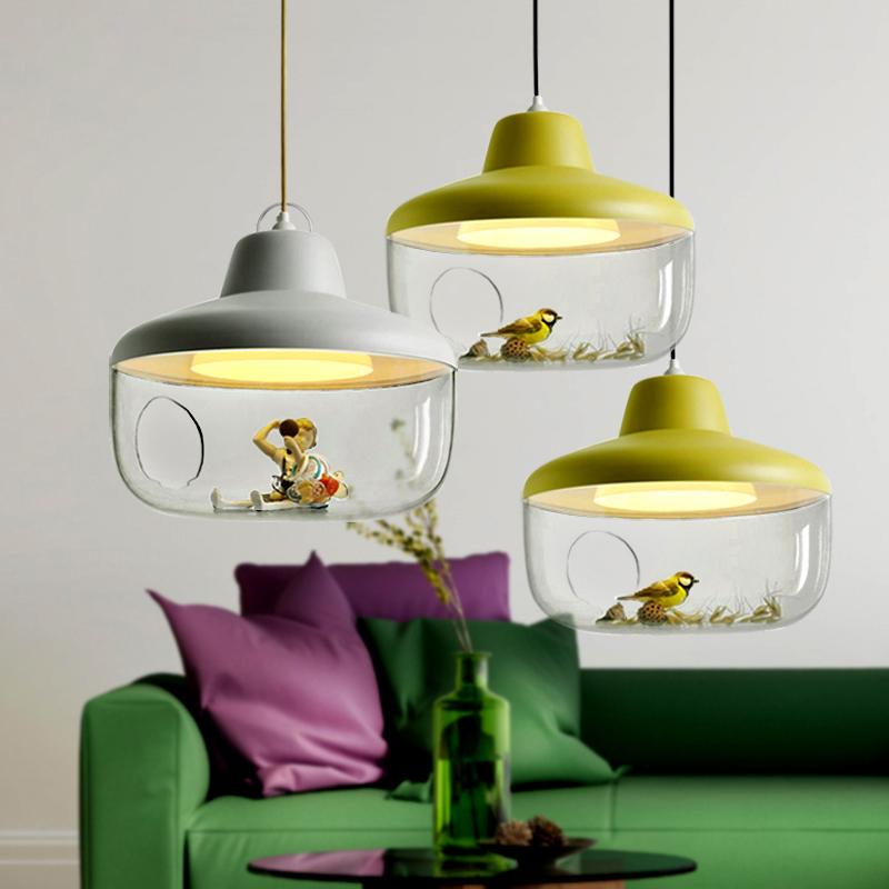 Подвесной светильник копия Favorite Things by Eno Studio (желтый)
