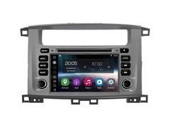 Штатная магнитола FarCar s200 для Toyota Land Cruiser 100 98-07 на Android (V457)