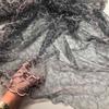 Кружевное полотно SH Серо-голубой 540831