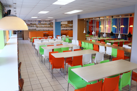 мебель для столовых и кафе