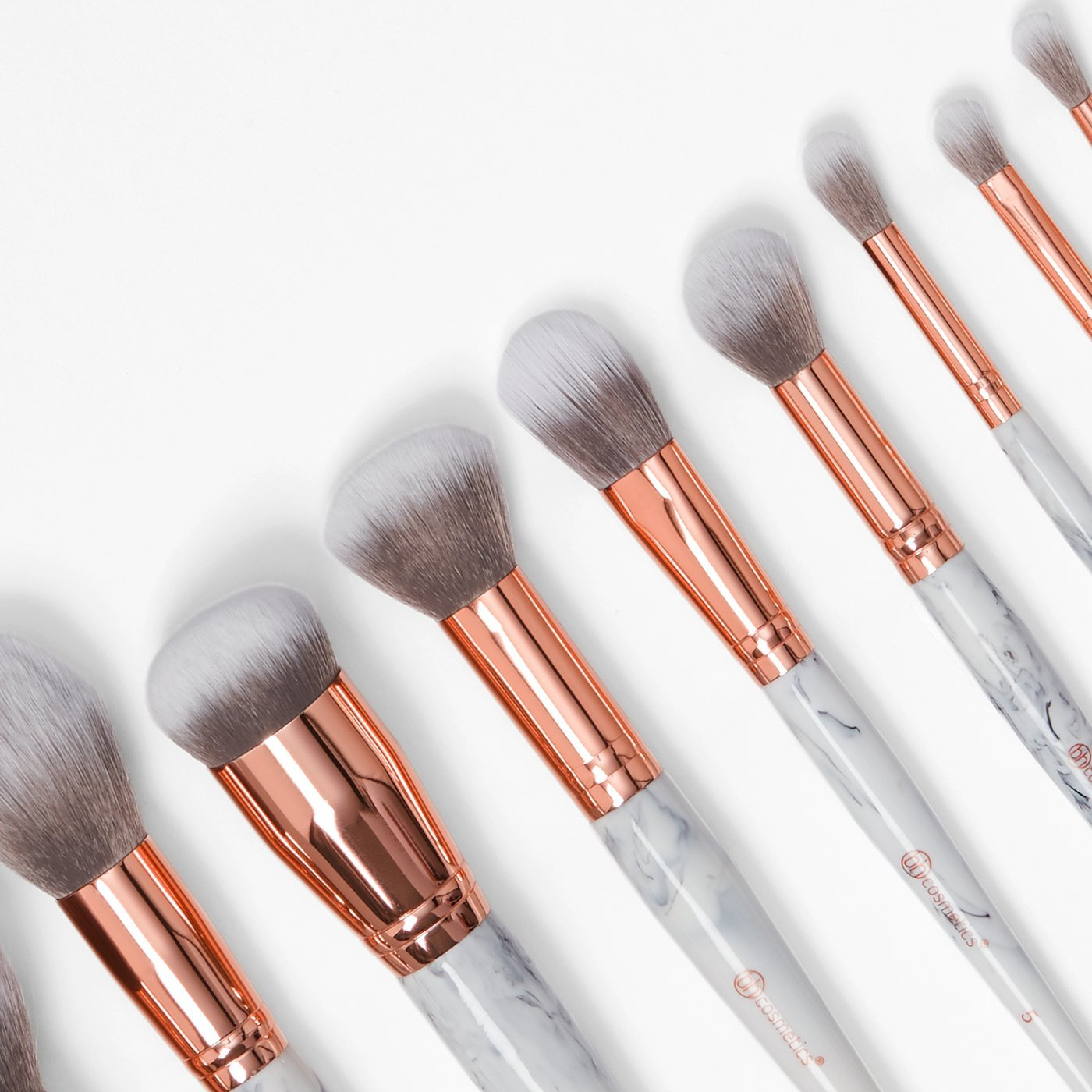 BH Marble Luxe 10 brush set