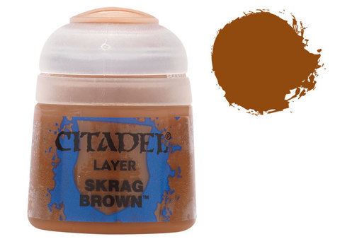 Citadel Layer: Skrag Brown