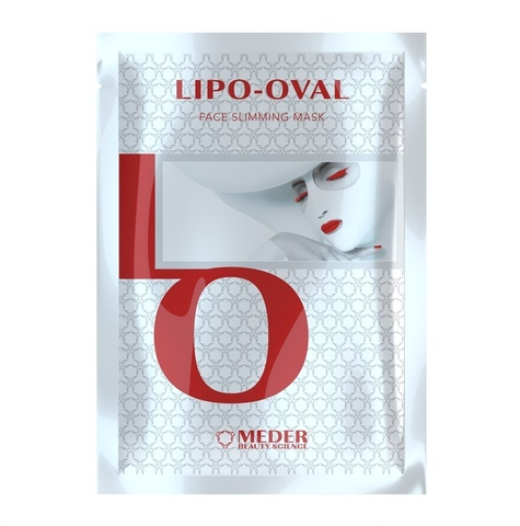 Маска Липо-Овал MEDER Masque LIPO-OVAL (Lo5) 5 саше