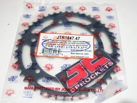 Звезда задняя JT R 1847.47 Yamaha XT250 Serow 09-15 SRX 600