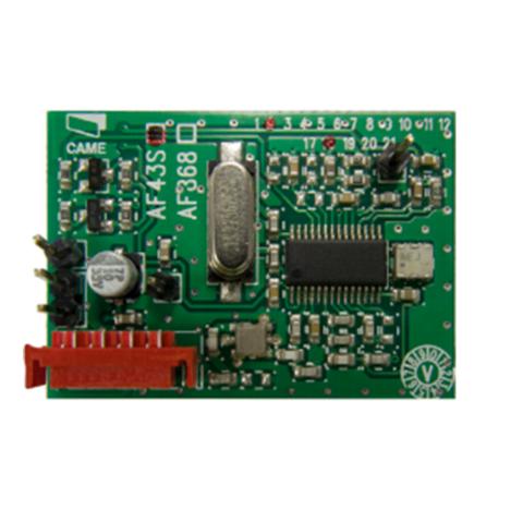 AF43S - Плата-радиоприемник 433.92 МГц Came