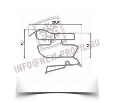 Уплотнитель для холодильника Vestel DWR 365 м.к 700*570 мм(022)