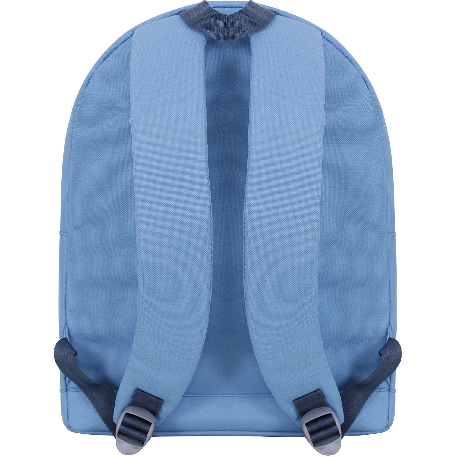Рюкзак Bagland Молодежный W/R 17 л. Голубой 993 (00533662)