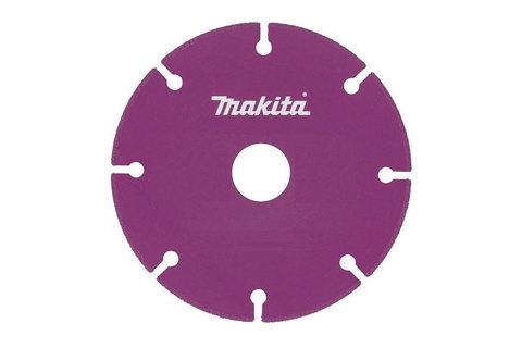 Алмазный диск сегментированный универсальный 180х22,23