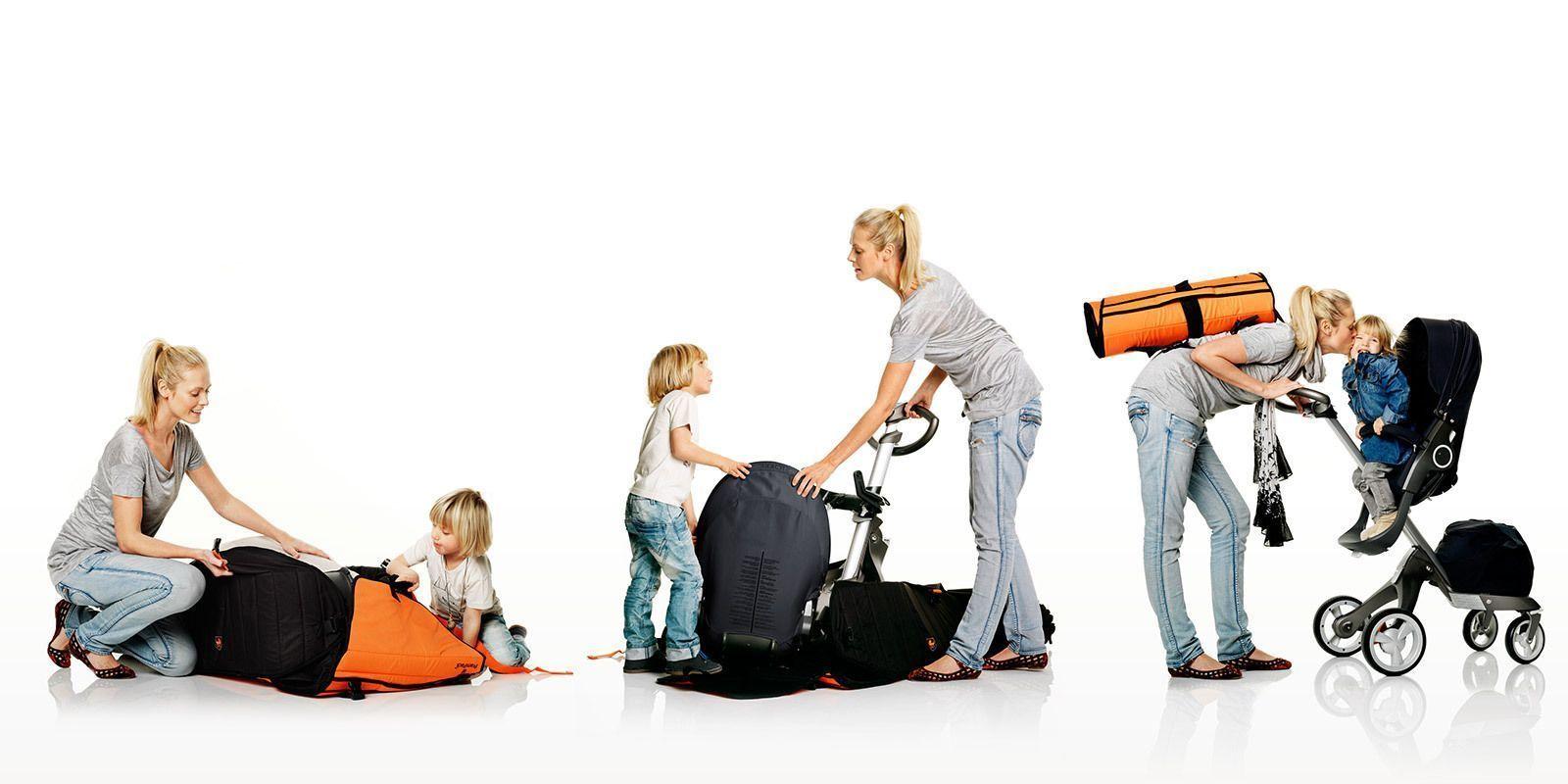 Сумка для переноски коляски Stokke PramPack Transport Bag